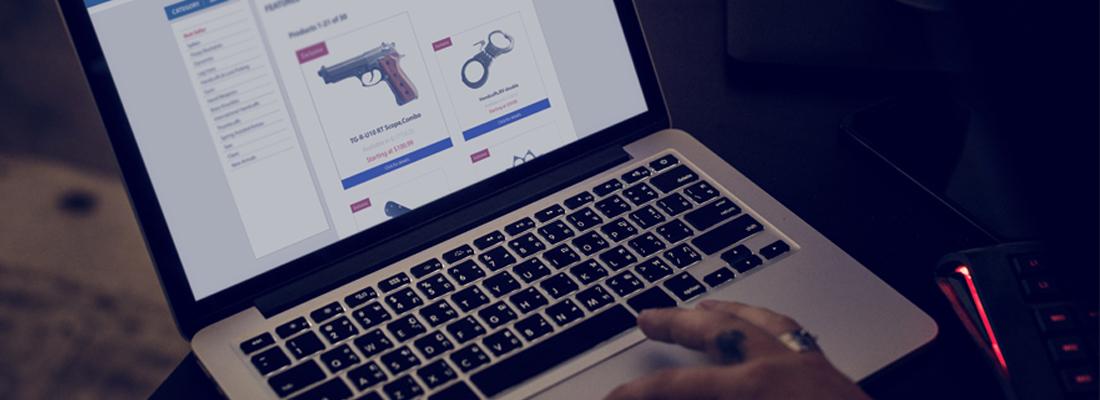 Armurerie en ligne