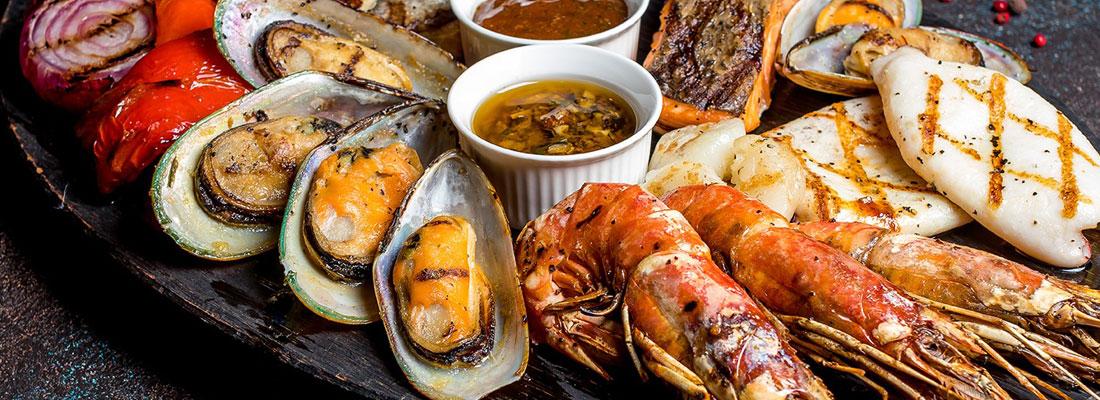 Poissonnier traiteur et plateaux de fruits de mer