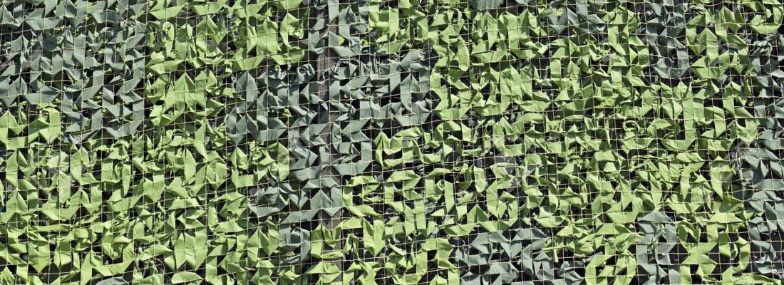filet de camouflage militaire